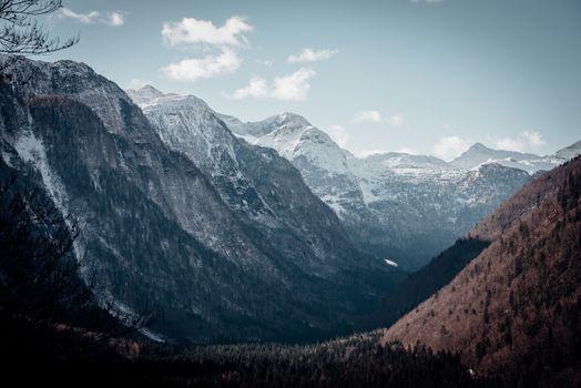 Фото бесплатно долина, горы, природа