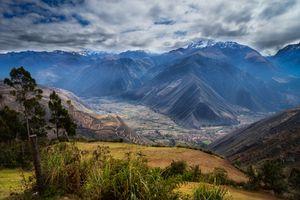 Бесплатные фото Peru,South America,горы,небо облака,пейзаж