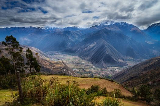 Photo free Peru, South America, mountains