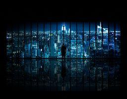 Бесплатные фото Нью-Йорк,Gotham,Бэтмен,Центр,Здание,город,империя
