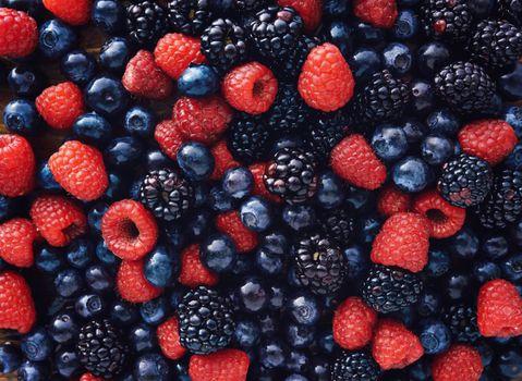 Лесные ягоды · бесплатное фото