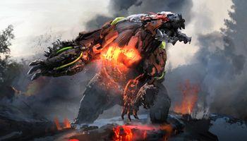 Заставки Horizon Zero Dawn, Игры для ПК, Игры для Xbox
