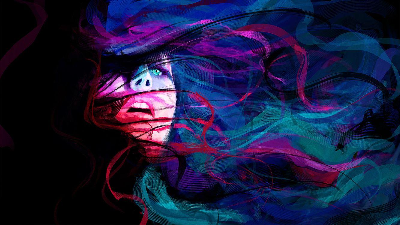 Фото бесплатно абстрактные, цвет, эмоция - на рабочий стол