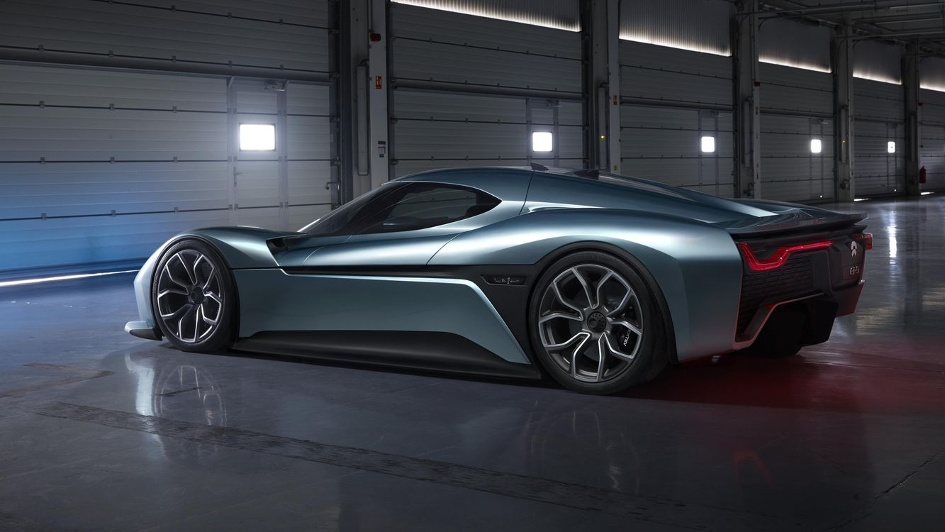 Photos for free Nio Ep9, Electric Cars, Cars - to the desktop