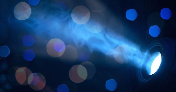 Заставки фон, синий, боке
