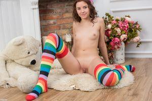 Molly ,красотка,голая,голая девушка,обна
