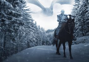 Photo free King of the Night, White Walkers, Game of Thrones