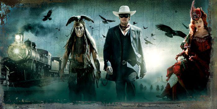 Photo free Movie, Lone Ranger 2013, action