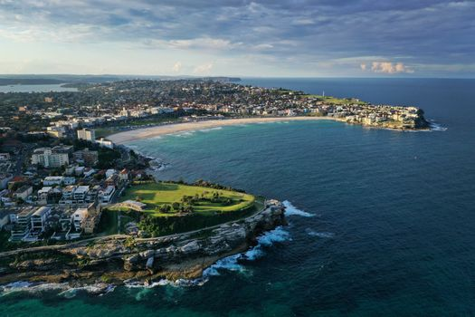 Photo free Australia, Tamarama, the ocean