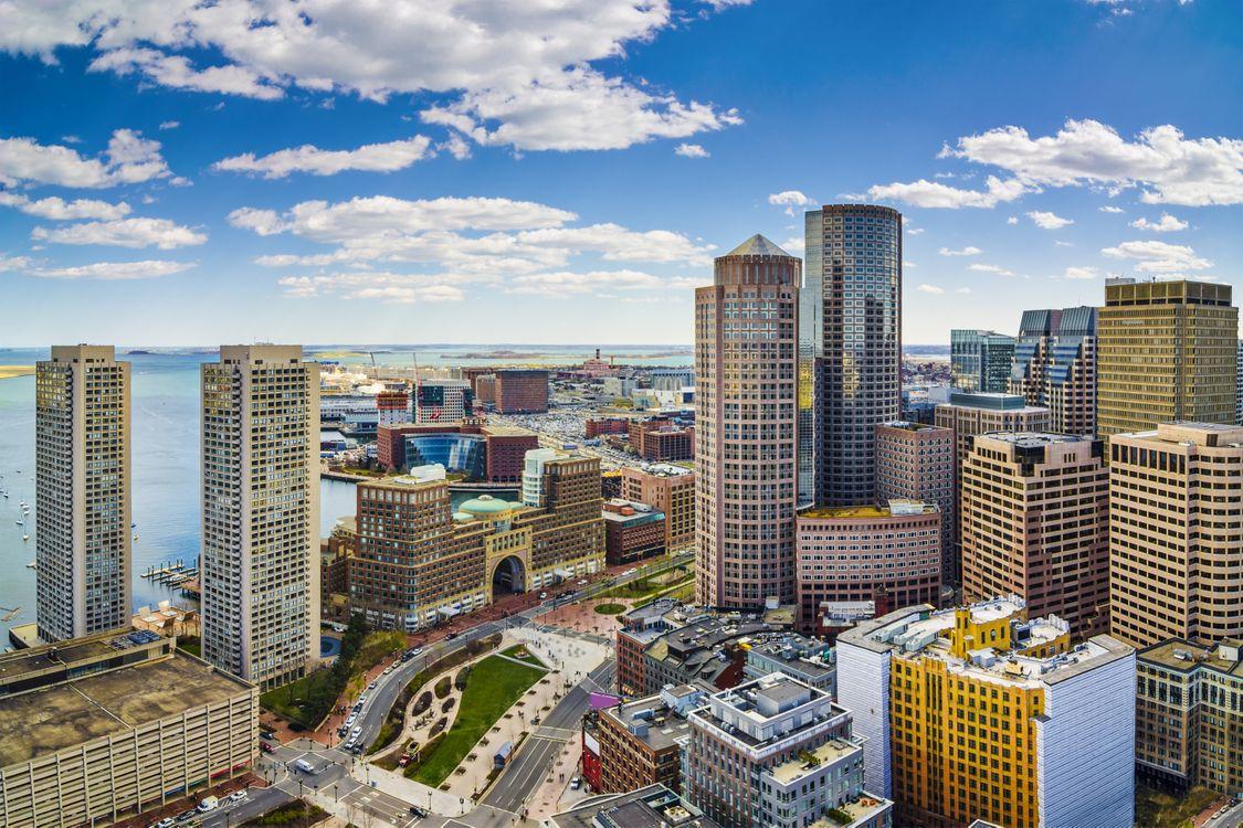 Фото бесплатно Бостон, штат Массачусетс, США - на рабочий стол