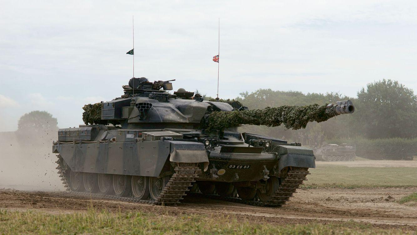 Фото бесплатно Лерпард, немецкий, танк, полигон, учения, оружие
