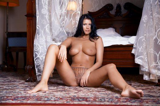 Фото бесплатно богиня, Veronica B, голая девушка