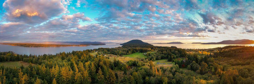 Фото бесплатно Lummi Island, Washington, море