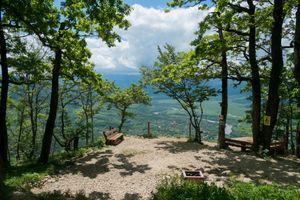 Фото бесплатно Адыгея, горы, осень