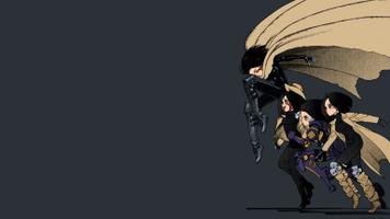 Бесплатные фото GUNNM,Battle Angel Alita,Alita,киборг,короткие волосы,Юкито Киширо,аниме