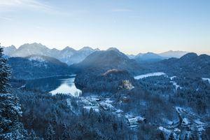 Фото бесплатно Neuschwanstein Castle, F ssen, Germany