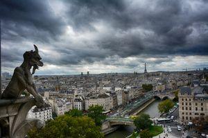 Фото бесплатно Франция, город, река Сена