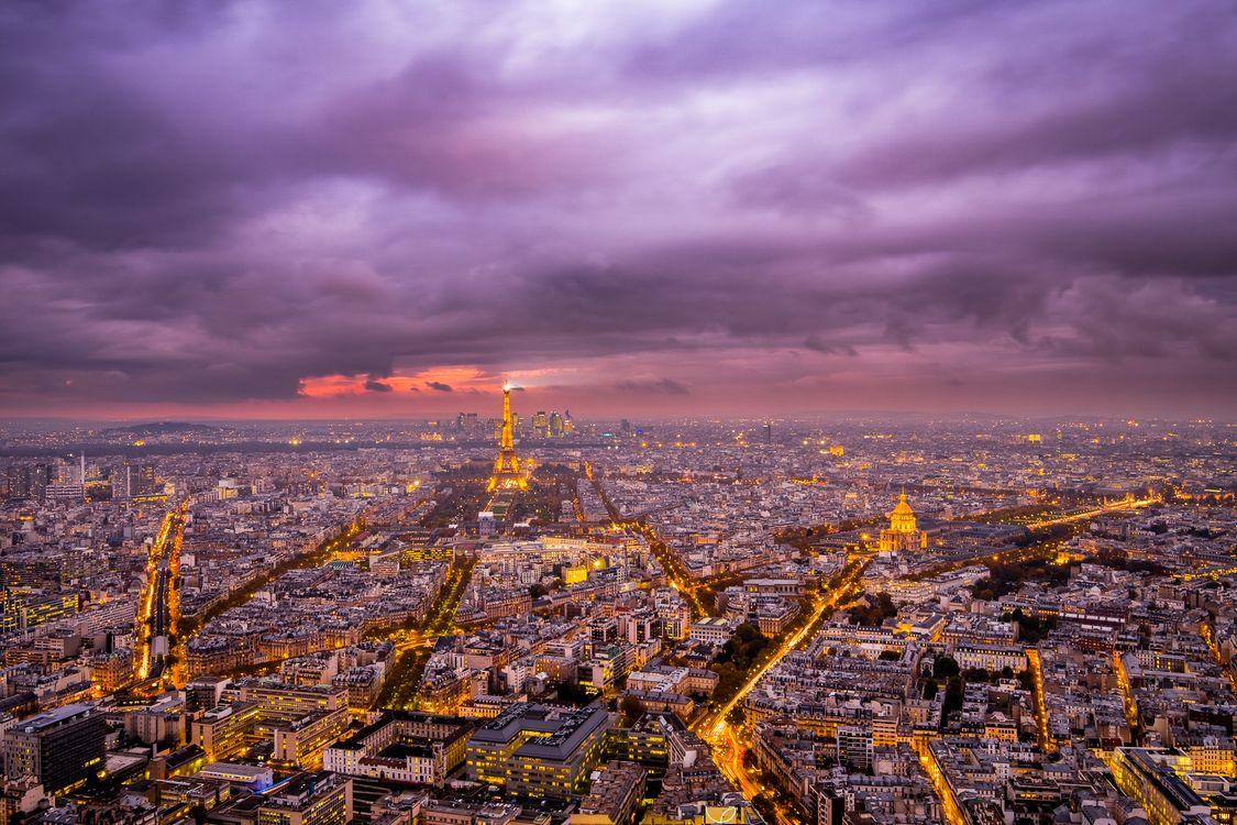 Удивительный Париж · бесплатное фото