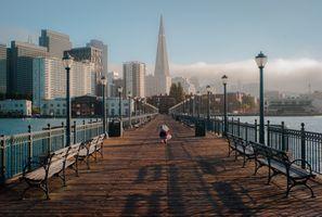 Мост в Сан-Франциско · бесплатное фото