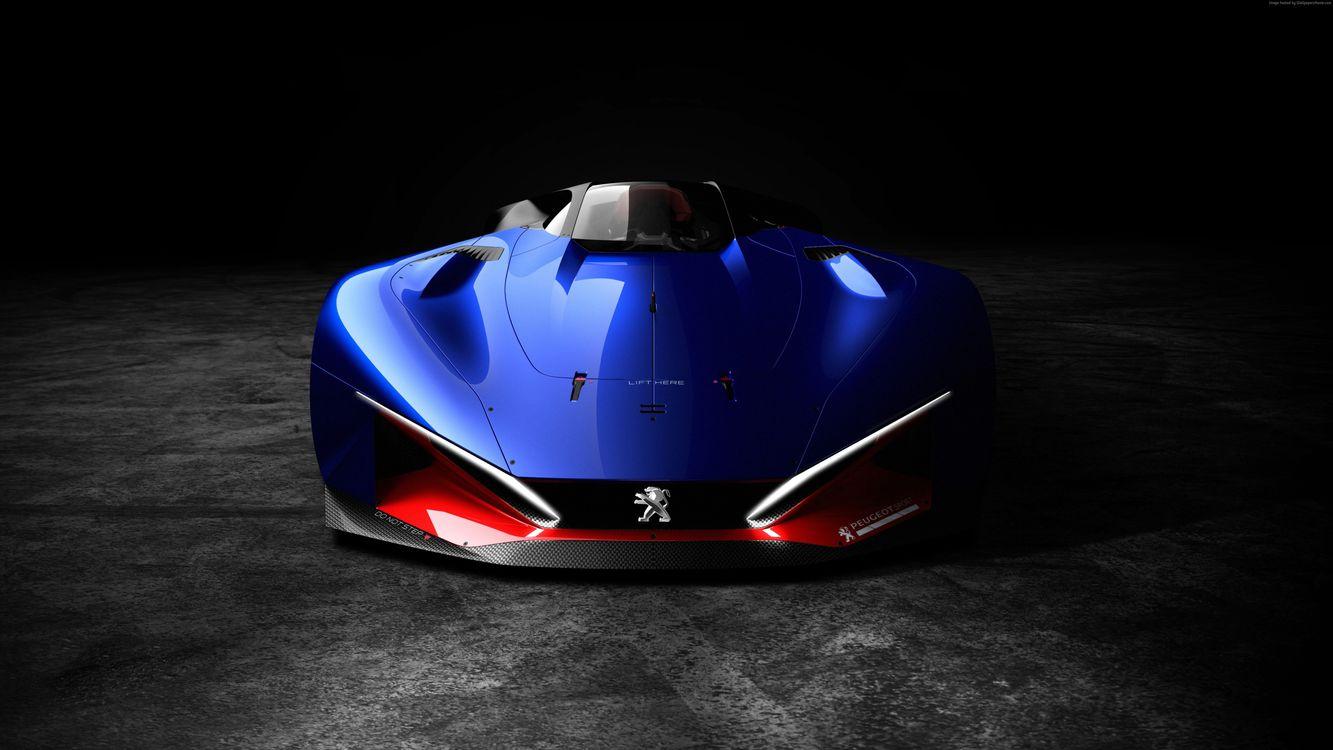 Фото бесплатно Peugeot, Cars, concept - на рабочий стол