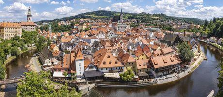 Бесплатные фото esk крумлов,богемия,южная богемия,чешская республика,молдова,река,мост