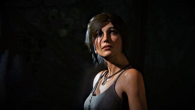 Photo free Lara Croft, tomb raider, gaming