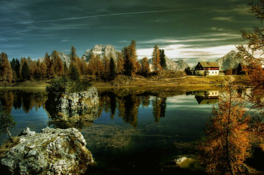 Фото бесплатно облака, альпийский, небо