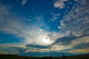Фото бесплатно горизонт, небо, красивые облака