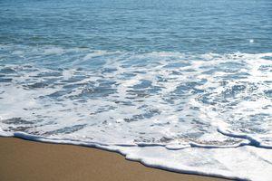 Photo free ocean, horizon, sand