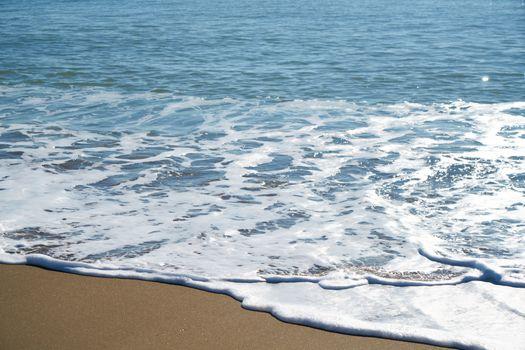Заставки океан, горизонт, песок
