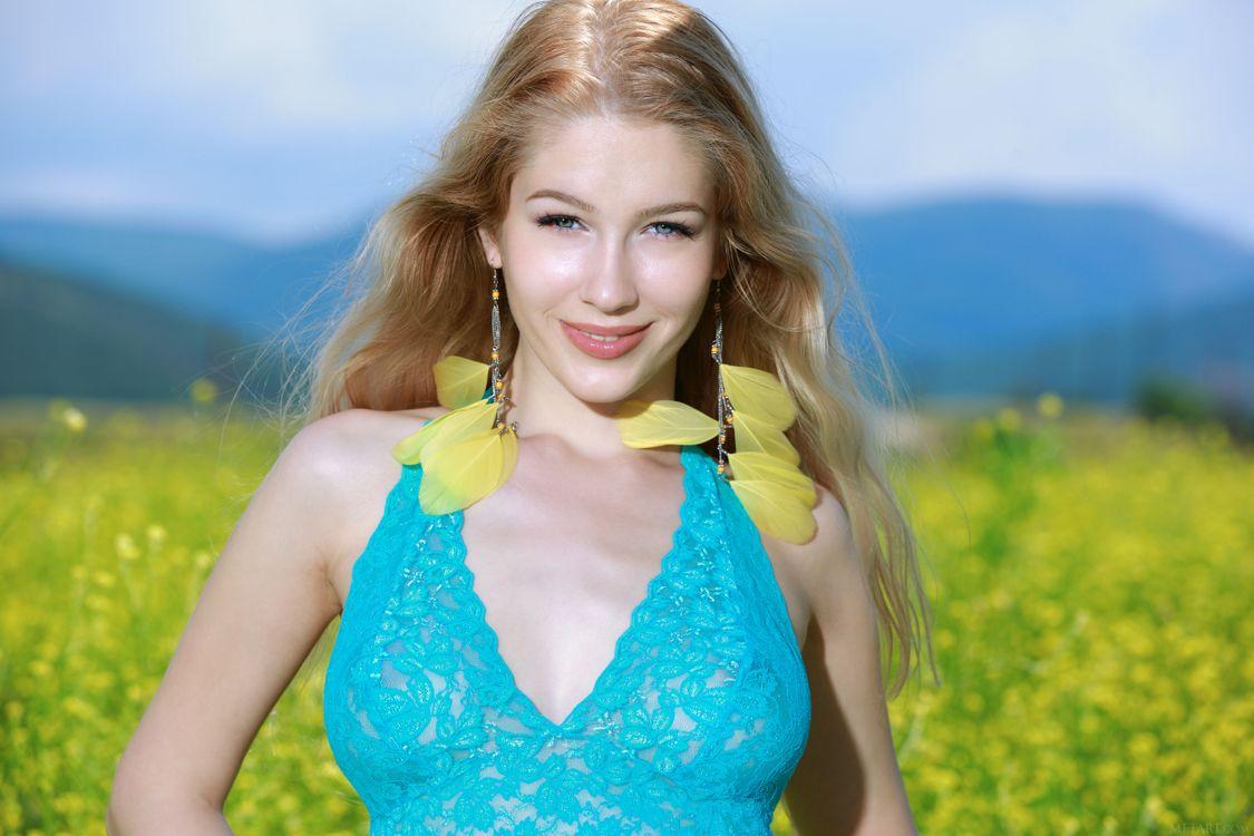 Фото бесплатно Марианна Меркулова, красавица, Молода - на рабочий стол