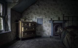 Фото бесплатно старая комната, темная тема, дизайн интерьера