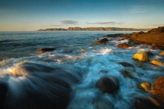 Баренцево море · бесплатное фото