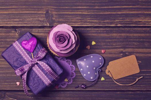 Фиолетовый сюрприз · бесплатное фото