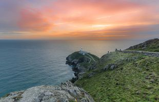 Photo free South Stack Lighthouse, Anglesey, North Wales