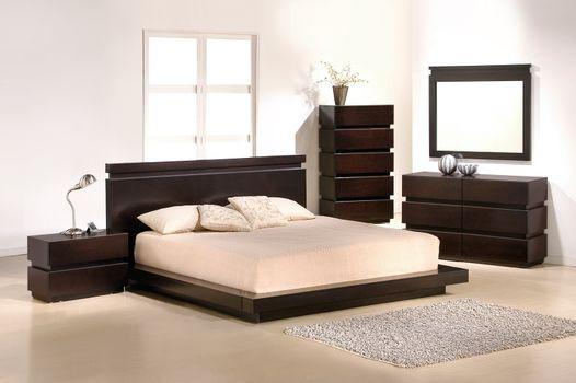 Бесплатные фото спальня,комната,зеркало,мебель,кровать