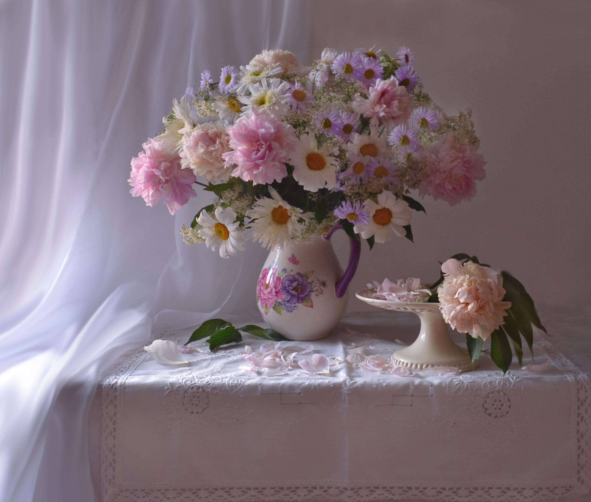 нежные цветы картинки натюрморты случается другая любовь