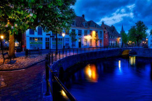 Photo free Canal, Amersfoort, Netherlands