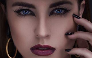 Фото бесплатно Maria Hurtado, портретное фото, девушка
