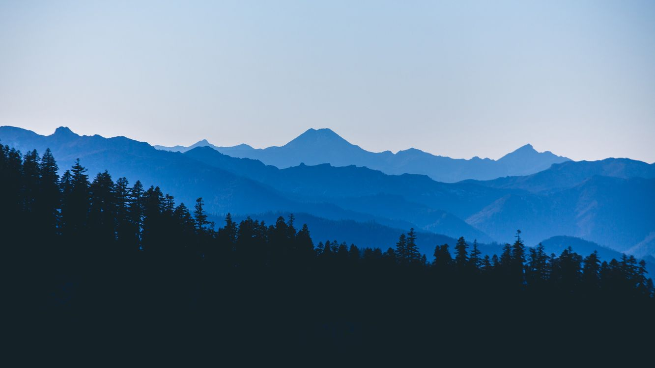 Обои гора, обои, озеро картинки на телефон