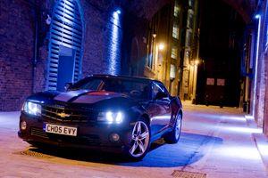 Фото бесплатно Chevrolet, Camaro, шевроле
