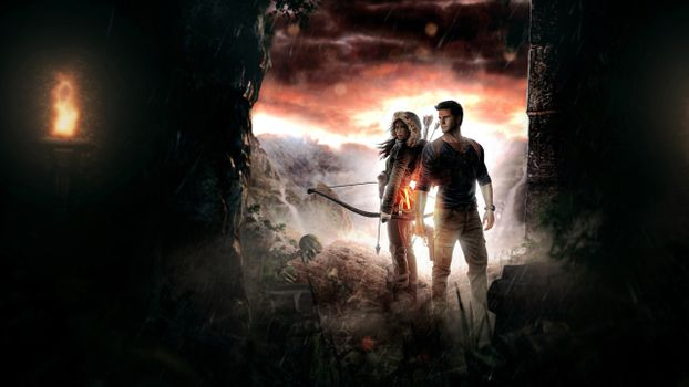 Photo free rise of the tomb raider, Uncharted 4, Lara Croft