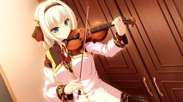 Photo free cello, visual novel, anime