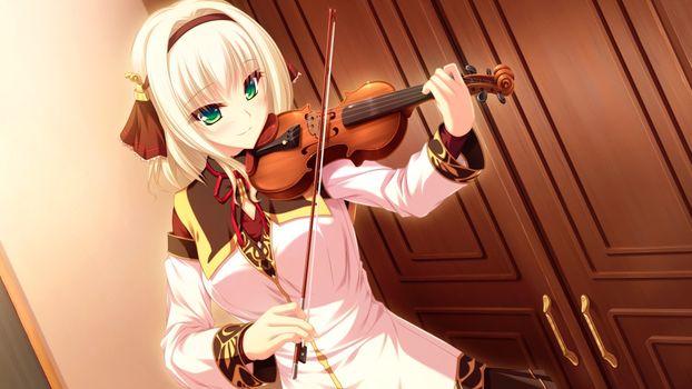 Фото бесплатно ryuuyoku в мне это сказал, violon, visual novel
