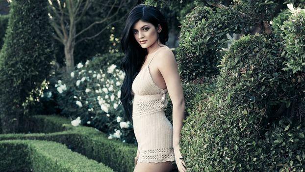 Фото бесплатно Kylie Jenner, знаменитости, девушки