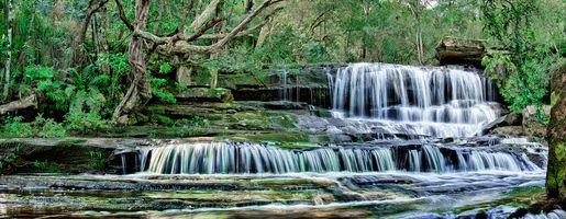 Фото бесплатно природа, панорама, пейзаж