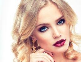 Фото бесплатно модель, макияж, блондинка