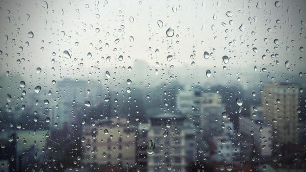 Photo free buildings, drops, glass
