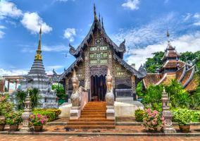 Заставки Таиланд, Чиангмай, храм