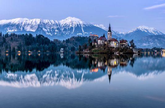 Photo free Bled, Lake bled, lake Bled